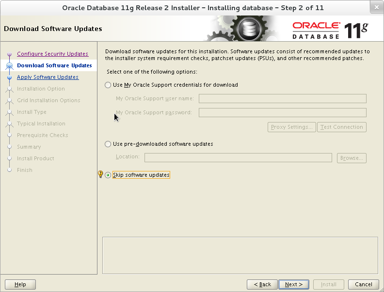 Install Oracle 11G Release 2 (11 2) on Centos Linux 7 | DBAORA