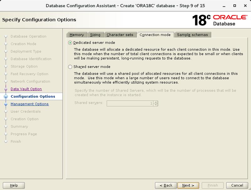 Install Oracle 18C on Oracle Linux 7 (OEL7)   DBAORA