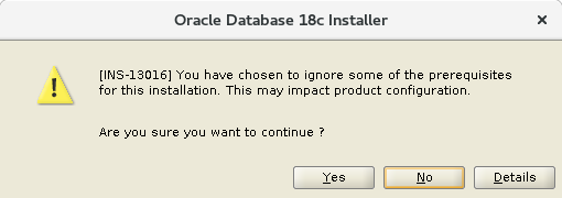 Install Oracle 18C on Oracle Linux 7 (OEL7) | DBAORA